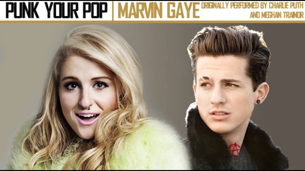 Marvin Gaye Feat Meghan Trainor M4a