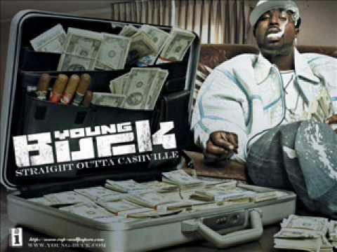 Young BloodZ ft. Young Buck - Datz Me [DJ Showdown Blend]