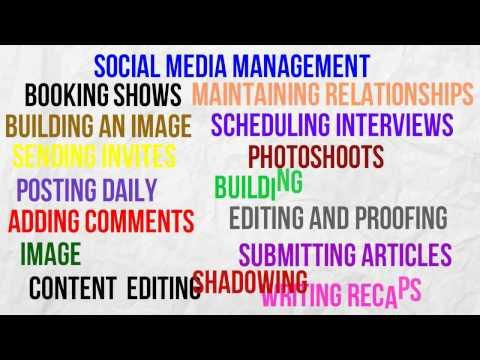 Artist Development and Management