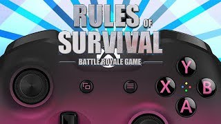 Rules of Survivial - HOW TO PLAY WITH CONTROLLER SUPPORT!
