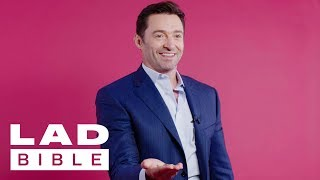 The Greatest Showman Hugh Jackman Shows Off His Hidden Talents And Compares Wolverine To Deadpool