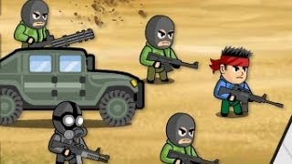 Terror Combat Defense Level1-15 Walkthrough