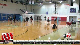 Anthony ISD Volleyball Returns