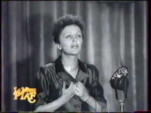 Édith Piaf et Marcel Cerdan Ces deux-là se sont aimés, c'est sûr