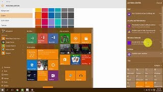 Exciting features of window 10 and some tips and tricks