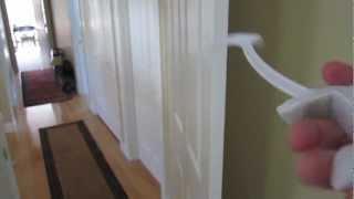 Child proof door locks- door monkey baby proofing