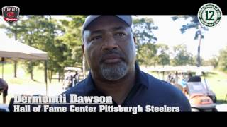Former NFL Players Support Joe Namath's Philanthropic Initiatives