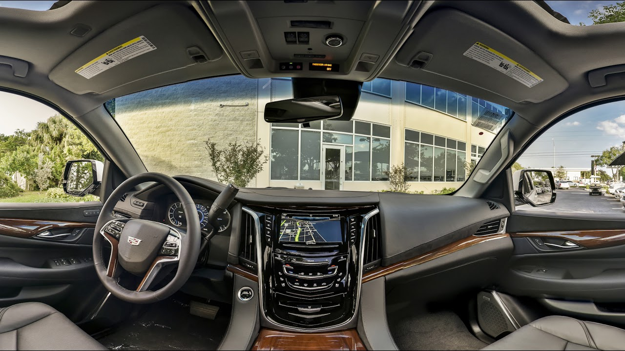 2018 Cadillac Escalade Esv 360 View By Autohitch
