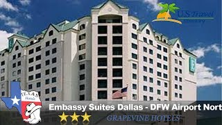 Embassy Suites Dallas - DFW Airport North Outdoor World - Grap…