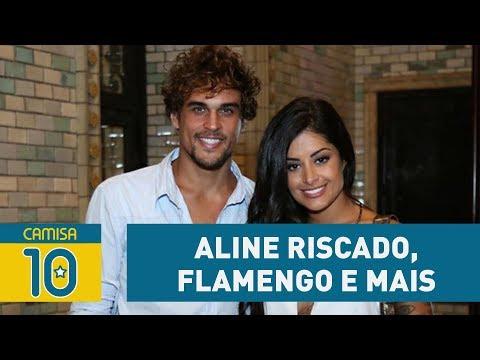 Aline Riscado, Flamengo E Mais – PING PAN Com Felipe Roque