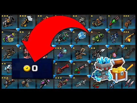 Pixel Gun 3D - FREE ACCOUNTS - HOW TO GET EVERYTHING FOR FREE [15.5.4]
