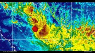 Tropical Cyclone Fina - 21st DEC, 2011