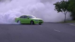 Toxic xr6 turbo burnout 2