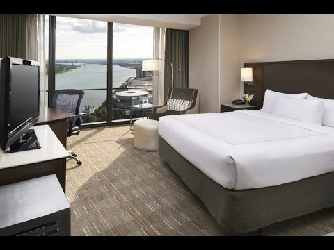 Detroit Marriott at the Renaissance Center 3 Stars Hotel in Detroit ,Michigan