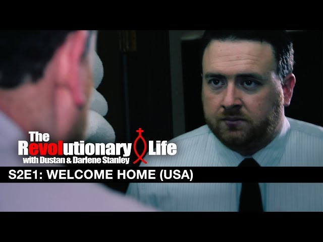 The Revolutionary Life #201 - Welcome Home (USA)