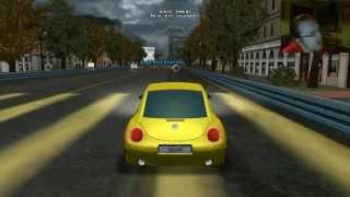 DOWNTOWN RUN LIVE! (vroeger mijn favoriete race game (2007)) (Dutch)