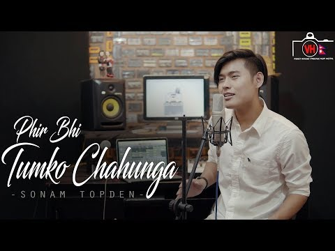 Phir Bhi Tumko Chaahunga Cover | Sonam Topden | Acoustic Version