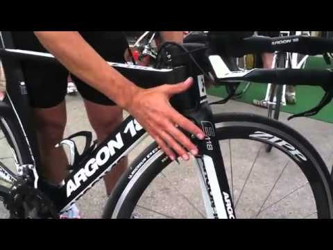 Argon 18   A Talk with Gervais Rioux about the New E 118