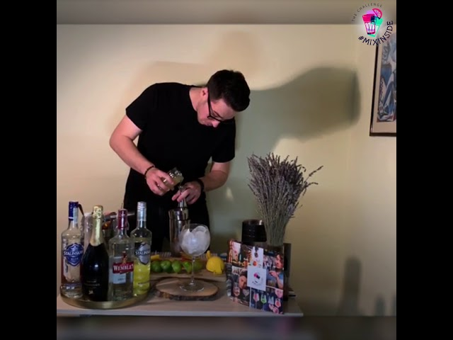 Corbu Andrei Sebastian - Wembley London Dry Gin