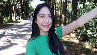 韓國女生在台灣的日常 | 今天天氣就是100分🍉| 台北植物園 | 歷史博物館 | 대만vlog