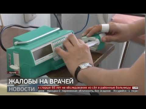 Жалобы на врачей. Новости. 12/11/2019. GuberniaTV