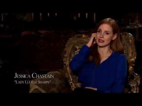 """Crimson Peak"" – ""Allerdale Hall"" (Featurette HD)"