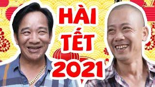 """Hài Tết 2021 Mới Nhất """" LỢN NHẬP """" Phim Hài Tết Quang Tèo, Bình Trọng Hay Nhất 2021"""