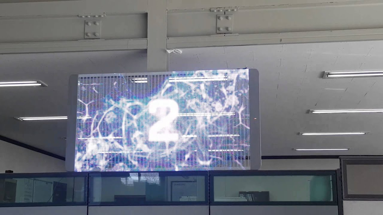 Led Display Film - 0425