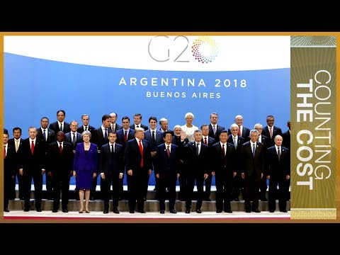 🇦🇷 Is the G-20 facing an identity crisis? | Counting the Cost