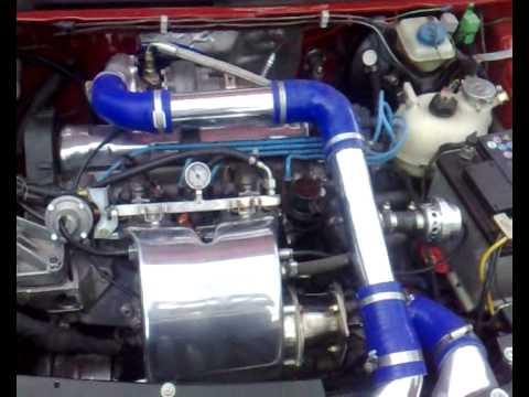 turbo peugeot 205 kit