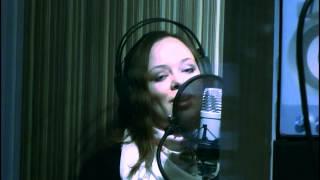Ирина Кочкина. Работа в студии над песней «Серая утка»