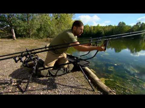 Korda carp tackle tactics and tips fishing dvd cygnet for Carp fishing gear
