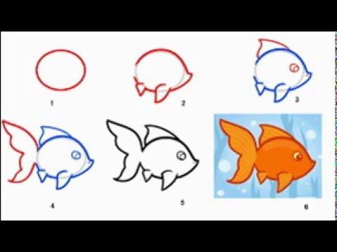 900+ Cara Gambar Hewan Untuk Anak Tk HD Terbaru