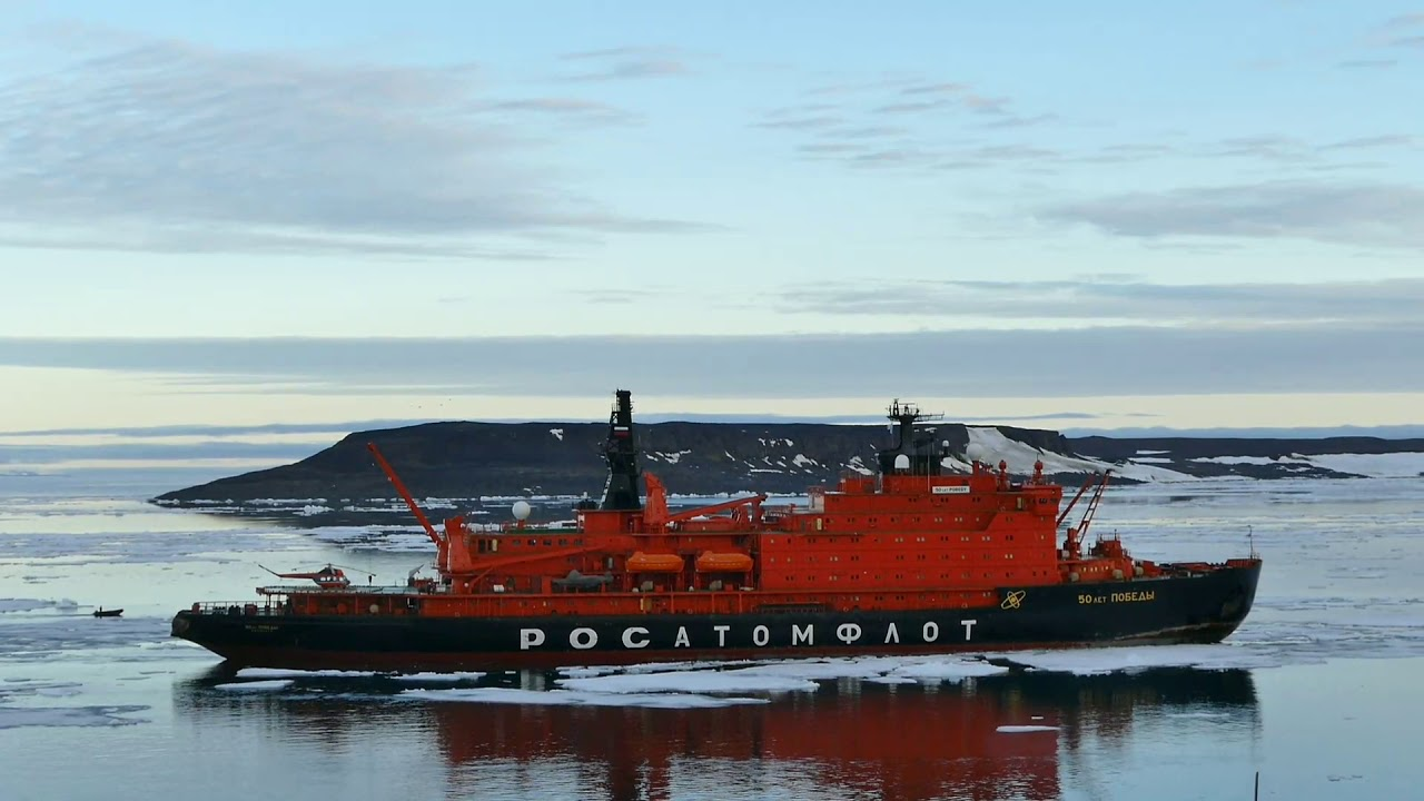 Image result for 🎅 Voyage to North Pole on Nuclear Icebreaker '50 Years of Victory'/50 Лет Победы gifs