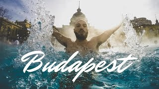 BUDAPEST, Hungary in 30 seconds | Travel GoPro
