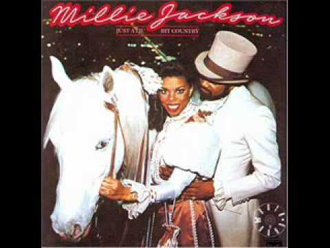 ★ Millie Jackson ★ Rose Colored Glass ★ 1981 ★ Just A Lil´Bit Country ★