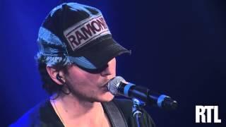 Raphael - Caravane en Live dans le Grand Studio RTL - RTL - RTL