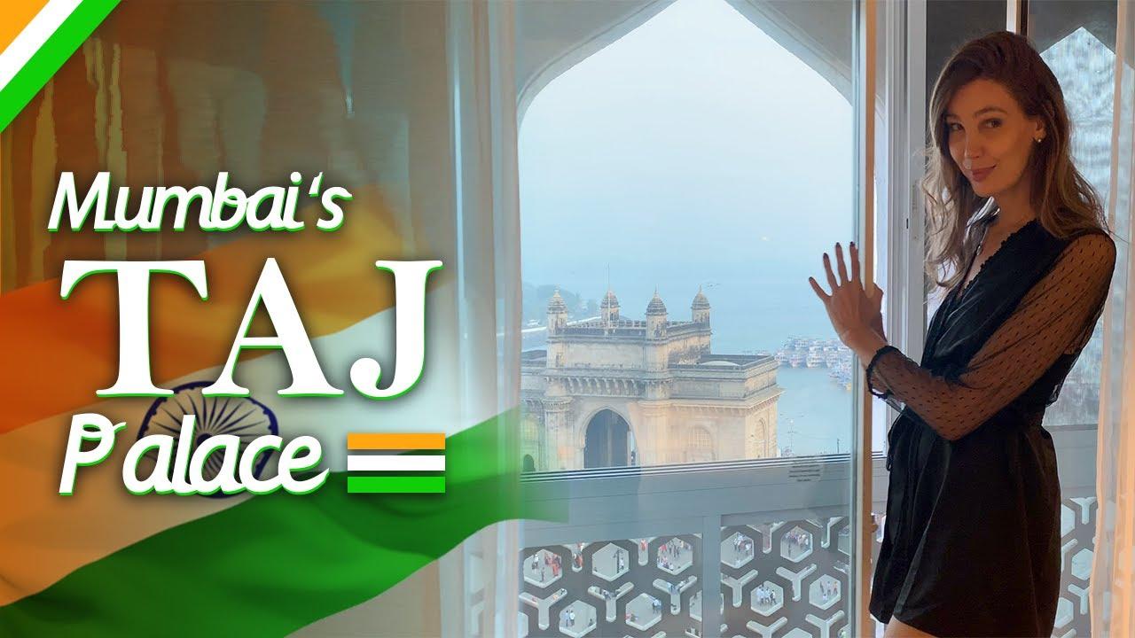 1 Night at the Taj Hotel - Mumbai's Legendary Luxury Hotel