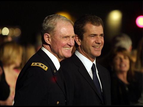 """Lt.  Gen.  Hal Moore - In Memoriam - """"We Were Soldiers"""""""