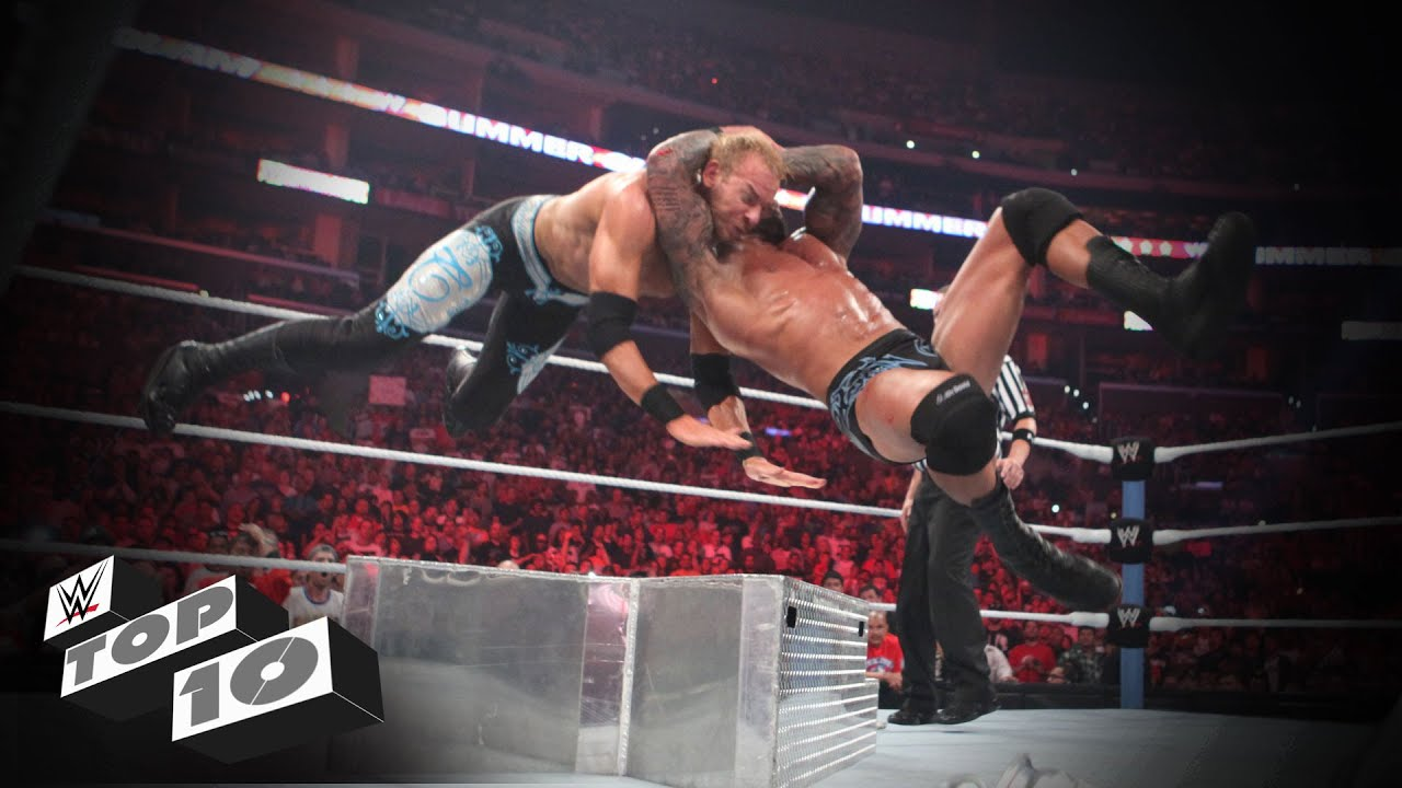 Most Extreme SummerSlam Moments: WWE Top 10