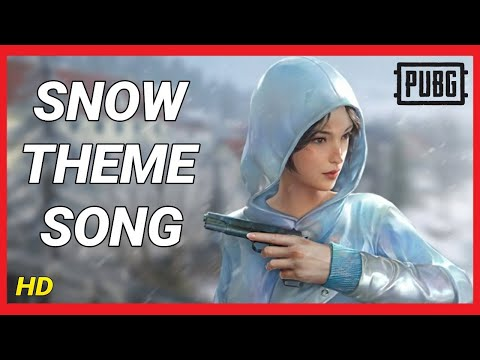 PUBG Mobile - Snow Theme Song [NEW] 2018 | Winter Update Special