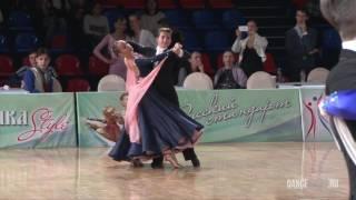 Ульянов Павел   Деньщикова Ульяна Final Tango