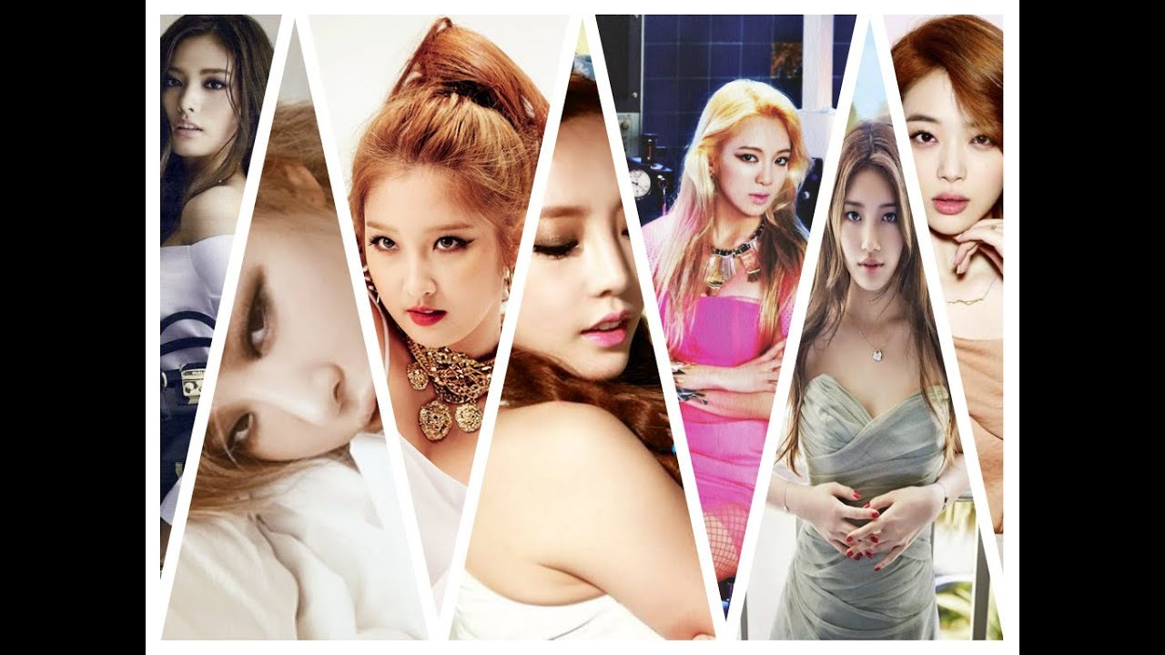 Kpop Group: [1st ROUND TOP 40] Most PRETTIEST Korean/KPOP Girl Group