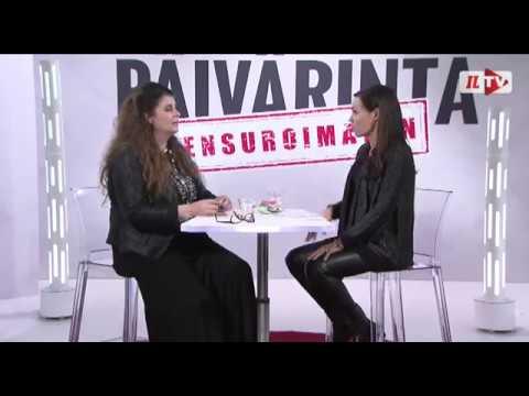 Susanne Päivärinta ja RIITTA