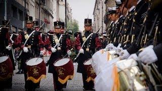 Banda de Guerra Heroico Colegio Militar & Heroica Escuela Naval Militar