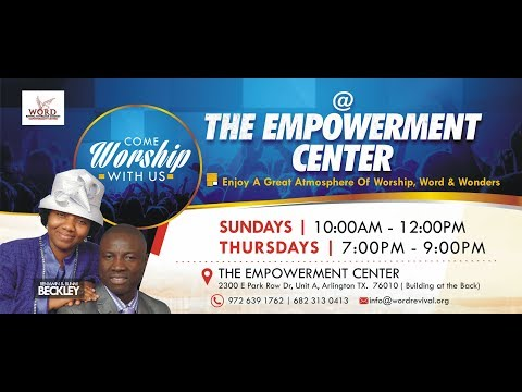 LIFE EMPOWERMENT SERVICE - Thursday 15th February 2018  The Necessity of Divine Wisdom Part 2
