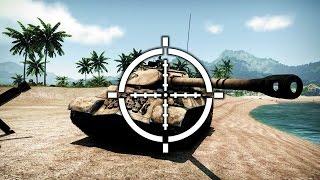 Убиваем топ-5 самых неубиваемых тяжей - War Thunder