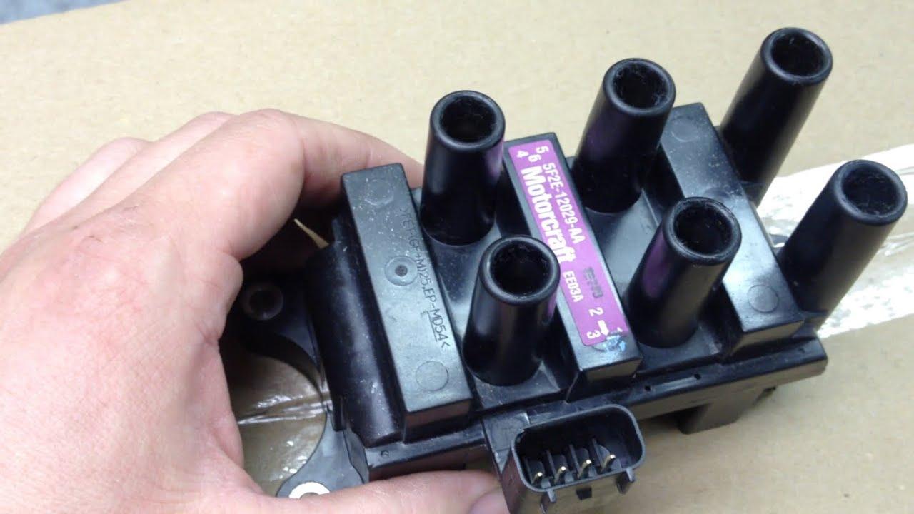 Ford Diagram Order Ranger Plug Firing Spark 1994 40l
