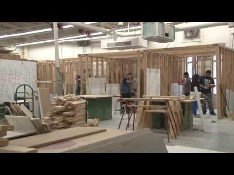 Building A Better Math -- Construction Technology at Denver's JFK High School