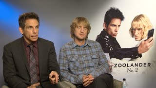 The Zoolander 2 cast talk cameos, accents and outfits!